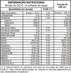 Colageno Hidrolisado Tabela Protein UP
